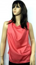 Cowl Neck Top Istina Design