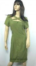 Crossover Dress Istina Design