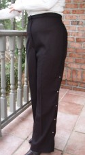 Studded Dress Slacks