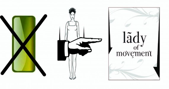 Not an Rectangle but a Lady of Movement