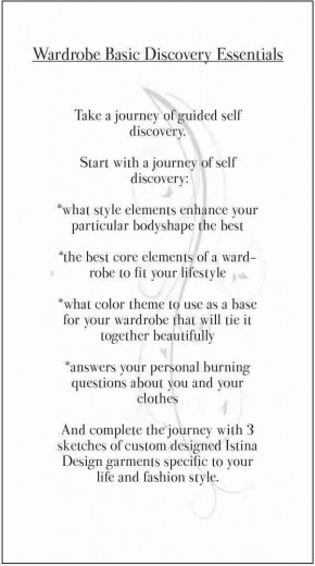 Wardrobe Basic Discovery Web Display